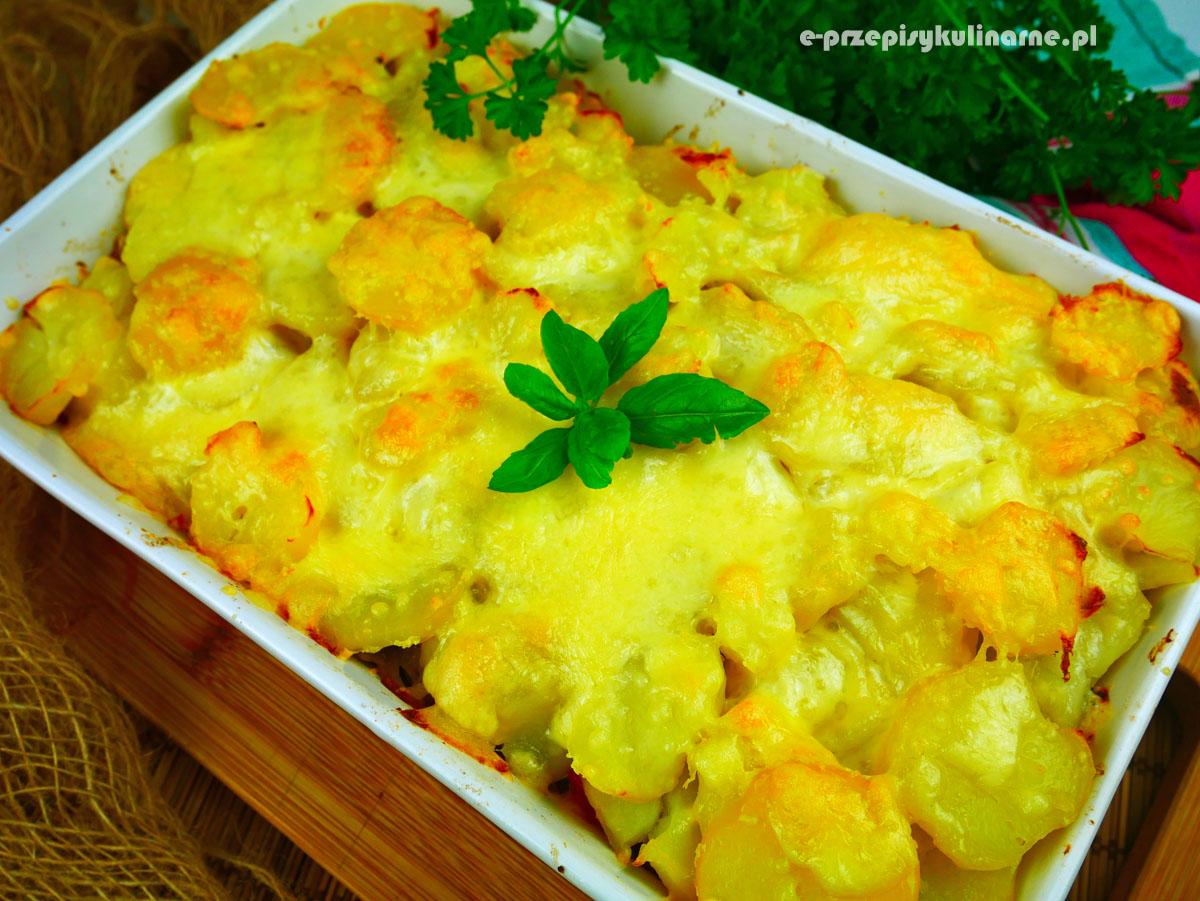 Zapiekanka z wątróbką i ziemniakami – pyszna i prosta