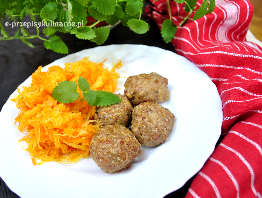 Dietetyczne kotlety mielone (82 kcal)