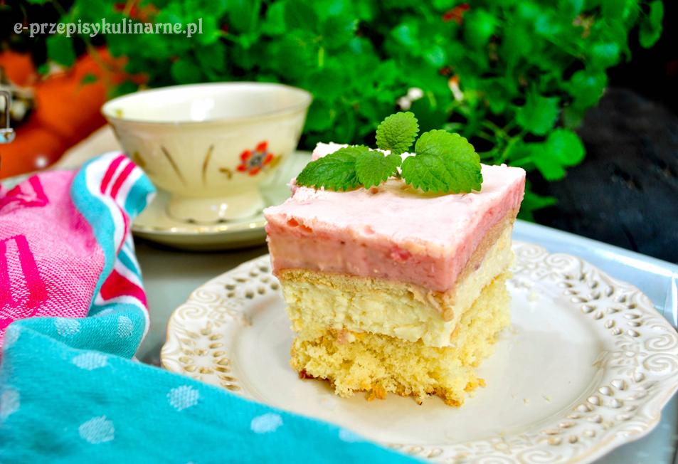 Ciasto Rajski Obłok