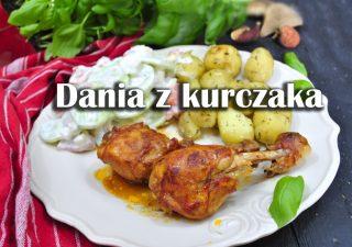 Dania z kurczaka