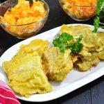Ryba w cieście curry