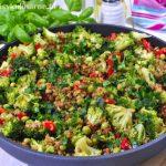 Kaszotto z warzywami