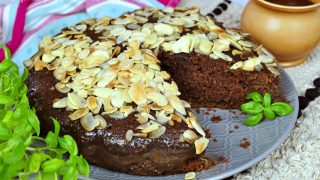 Szybkie ciasto czekoladowe