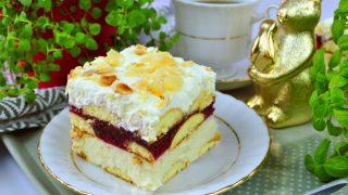 Ciasto Bajka bez pieczenia