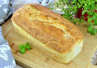 Chleb pszenny na suchych drożdżach