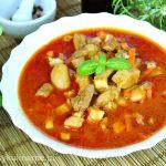 Zupa gulaszowa po zbójnicku