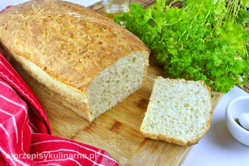 Chleb na suchych drożdżach z płatkami owsianymi
