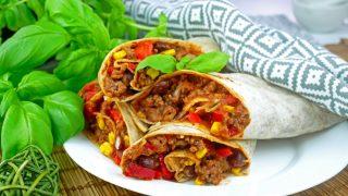 Tortilla po meksykańsku – szybka i smaczna przekąska