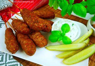 Kofty drobiowe – przepyszne szaszłyki z mięsa mielonego