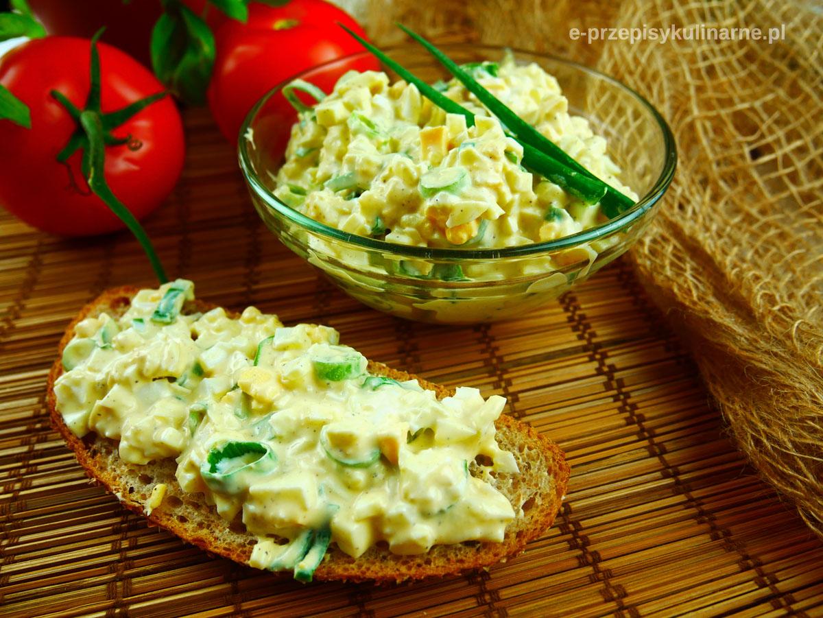 Fit pasta jajeczna (bez majonezu)