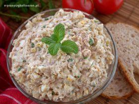 Pasta z makreli i jajek – pyszny przepis na smarowidło do kanapek