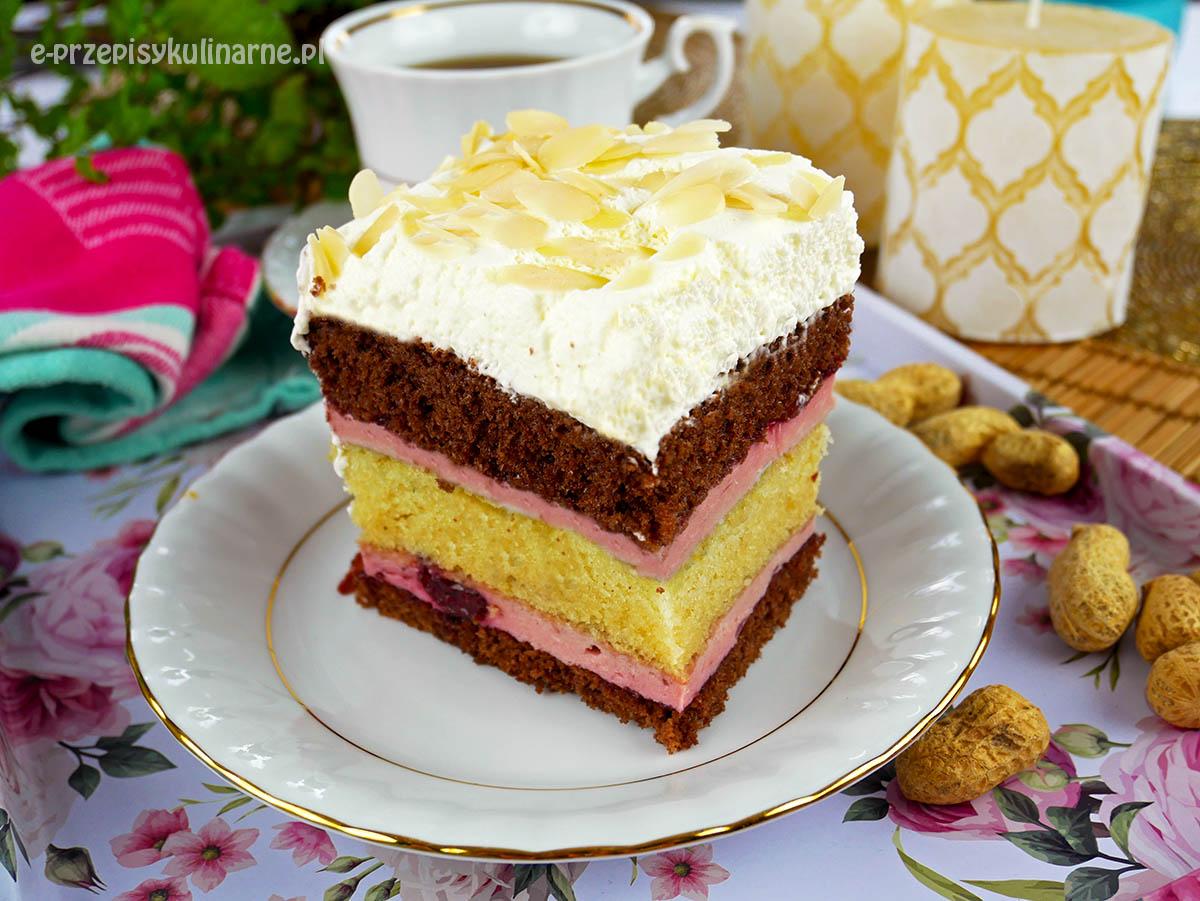 Ciasto Słodka Magnolia – rewelacyjny torcik na niedzielę