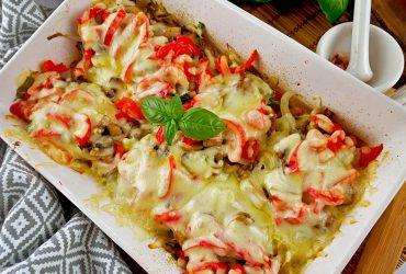 Karkówka pieczona pod pierzynką – prosty przepis na obiad