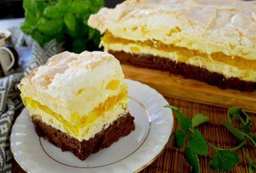 Ciasto Paź Królowej