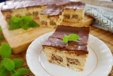 Ciasto Specjał Pensjonarki – prosty przysmak bez pieczenia